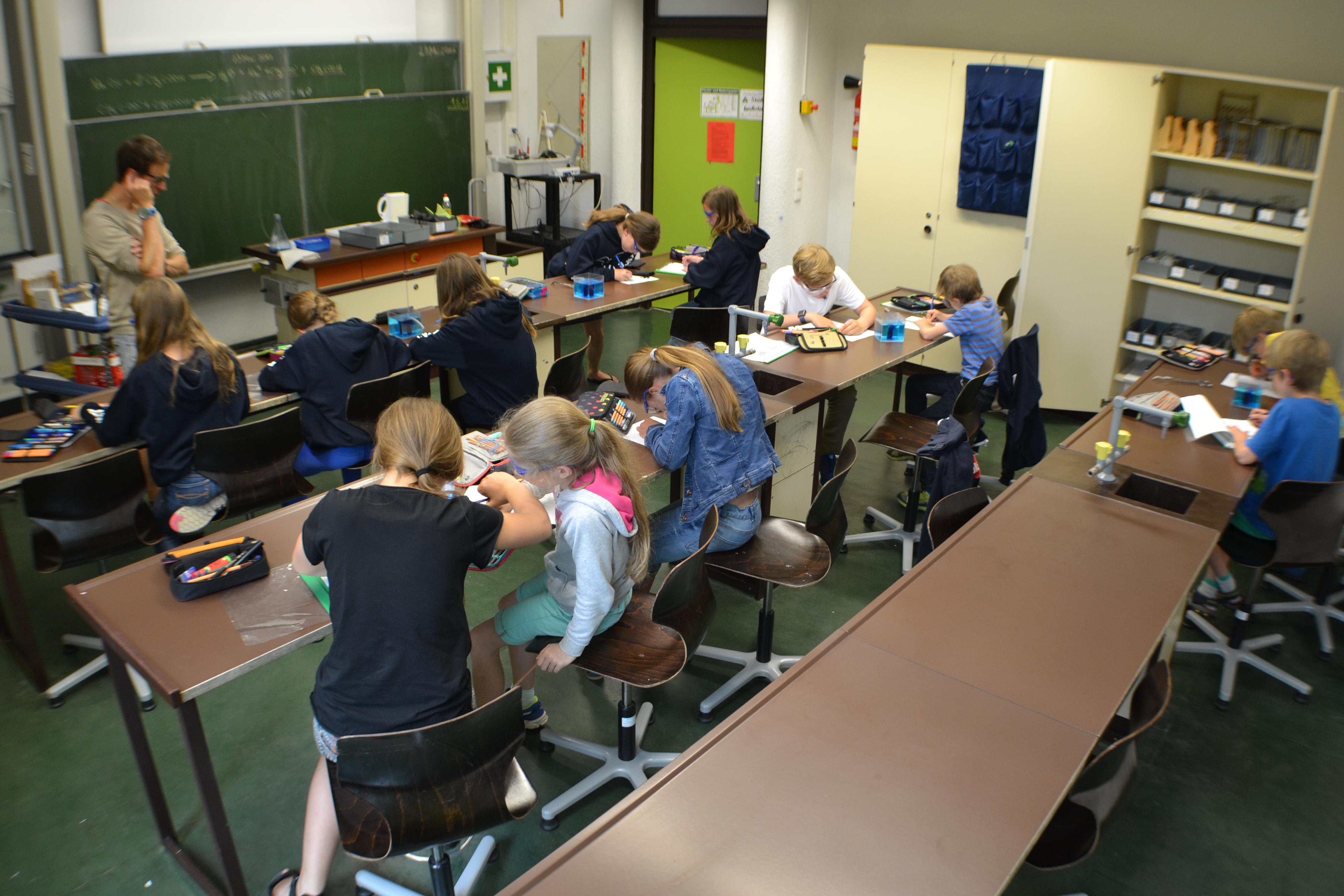 Natur und Technik Unterricht